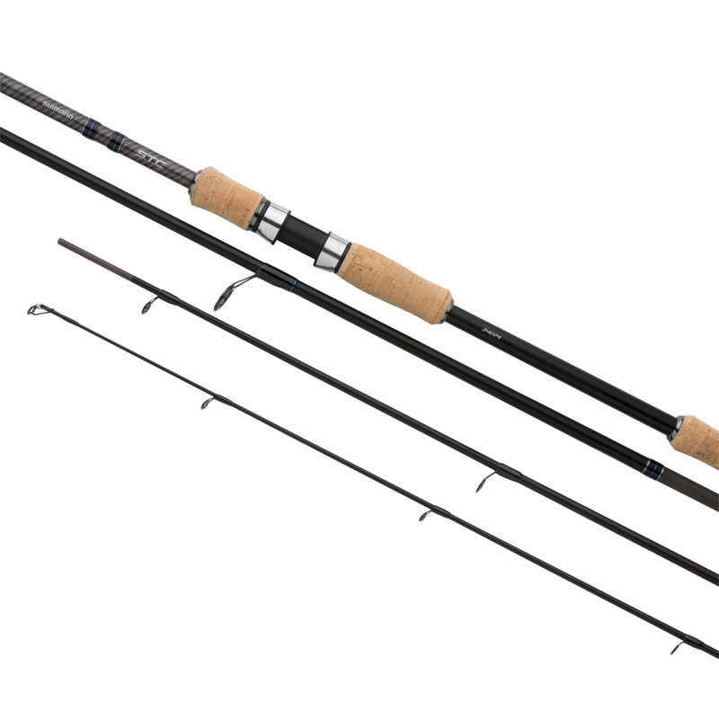 Travel Concept S.T.C Spinning Travel Lure Rods image 1