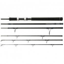 Travel Concept S.T.C Dual Tip Power Game Travel Lure Rods