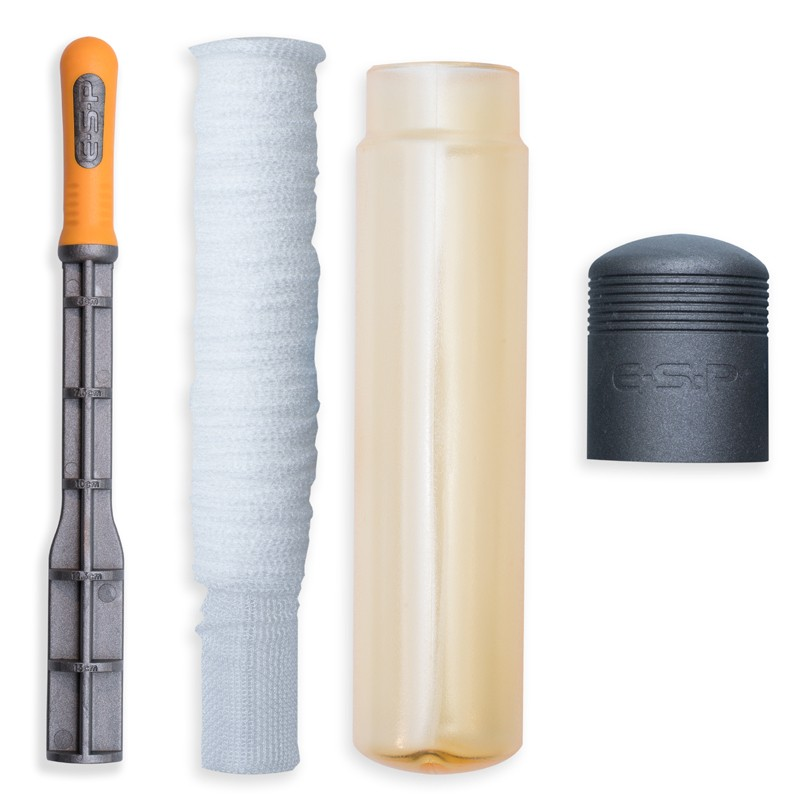 PVA Mesh Kit (25mm) with plunger. Ideal for making Dynamite Sticks image 1