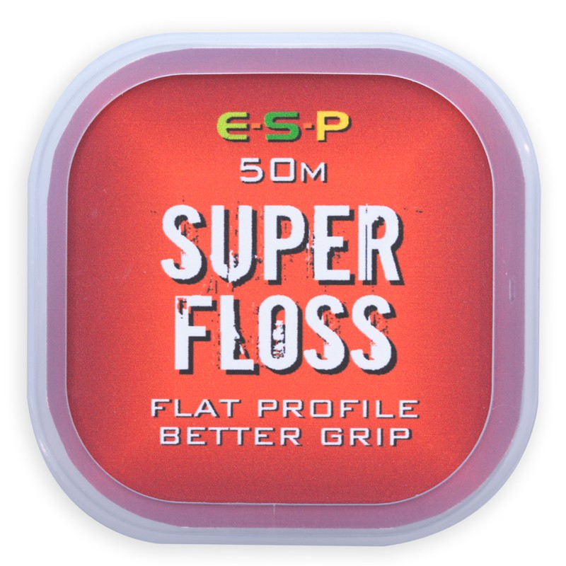 Super Floss (50m) that grips pop-ups securely without cutting in image 2