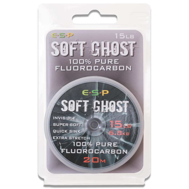 Soft Ghost Fluorocarbon 20m