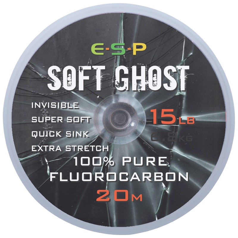 Soft Ghost Fluorocarbon 20m image 1