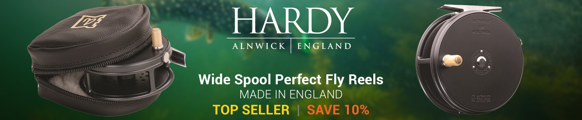 Hardy Wide Spool Perfect