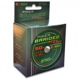 Esox Piker Braid 250m