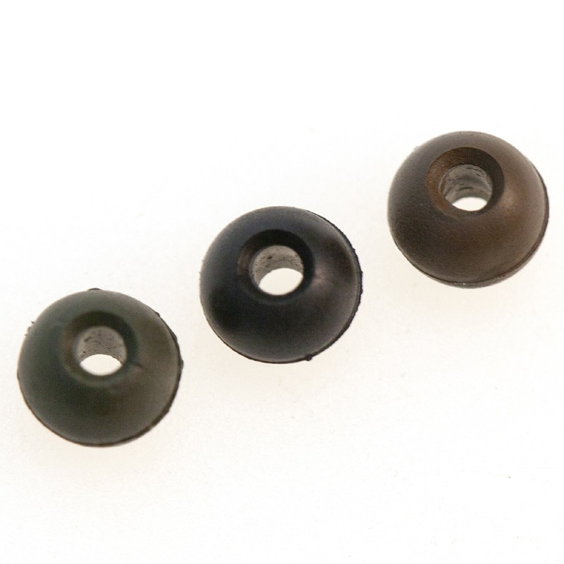 Tungsten Loaded Beads 5mm Pack of 20 image 3