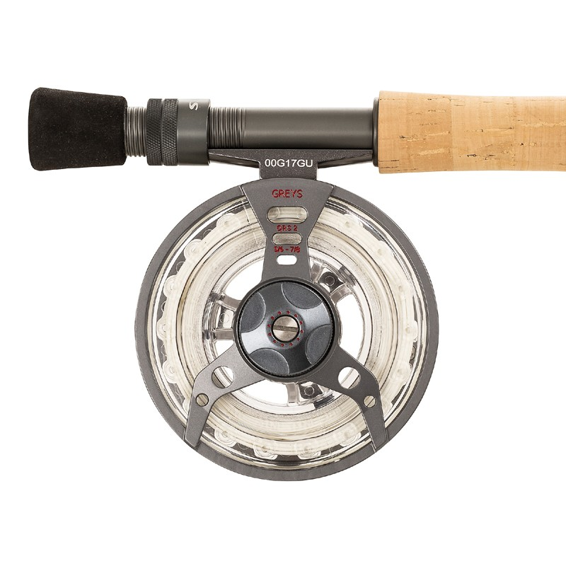 GRC Power Combo Fly Rod and Reel image 2