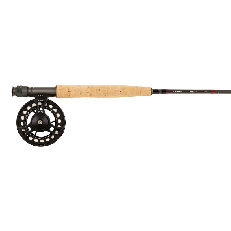 GRC Light Combo Fly Rod and Reel image 2