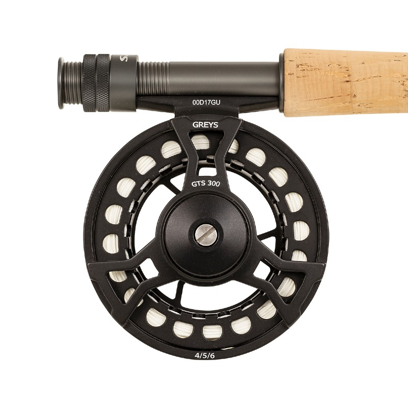 GRC Light Combo Fly Rod and Reel image 3