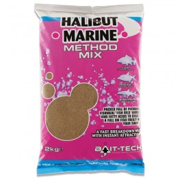 Halibut Marine Method Mix 2kg