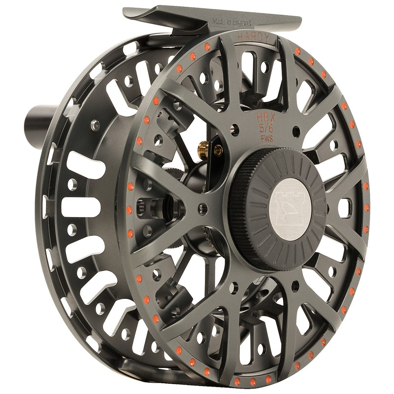HBX Fly Reel Freshwater MADE IN ENGLAND - NEW FOR 2019 image 2