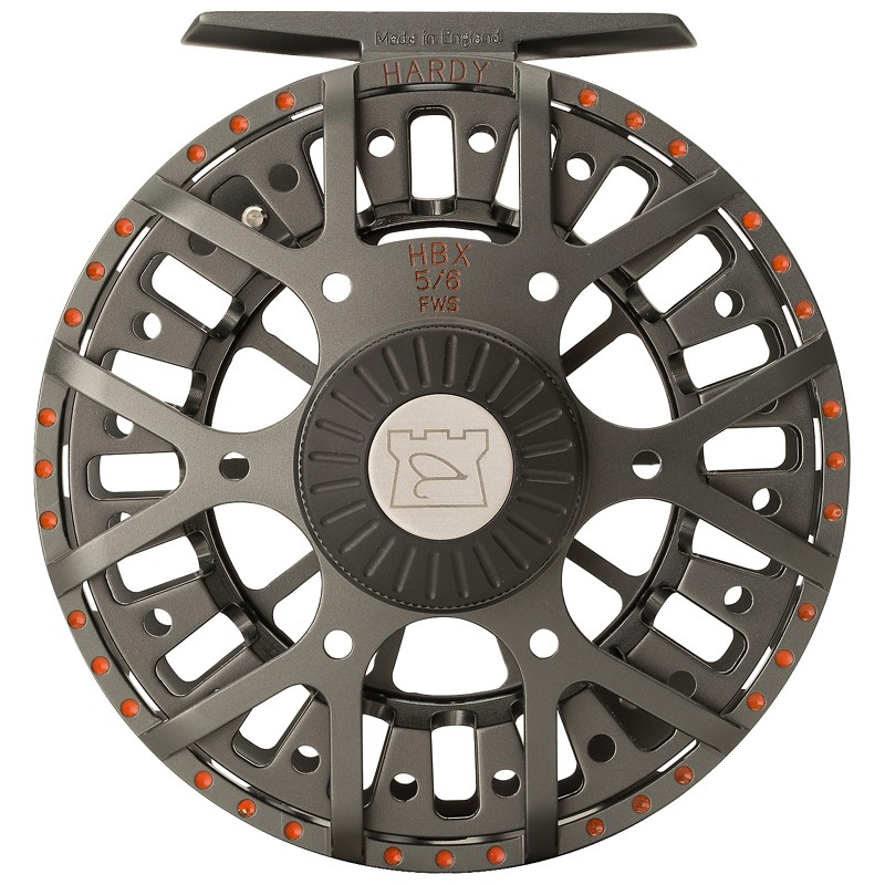 HBX Fly Reel Freshwater MADE IN ENGLAND image 4