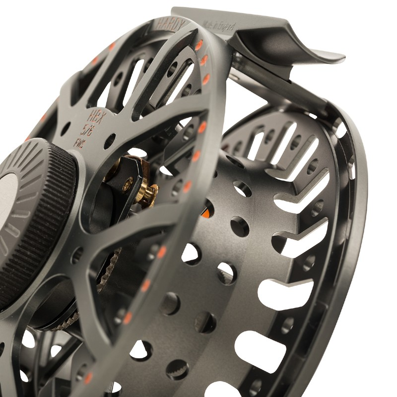 HBX Fly Reel Freshwater MADE IN ENGLAND image 6