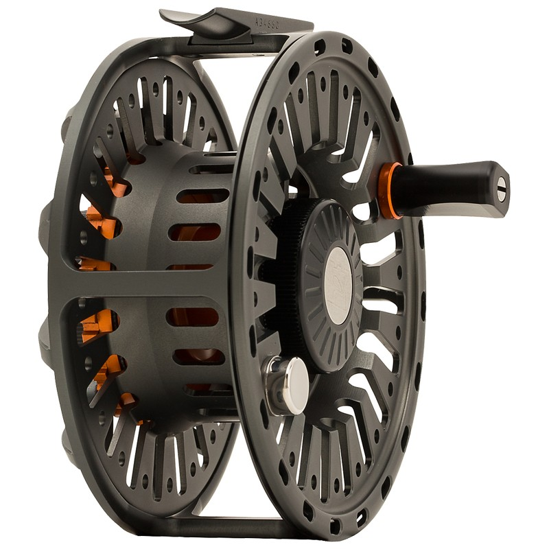 HBX Fly Reel All Water MADE IN ENGLAND - NEW FOR 2019 image 1