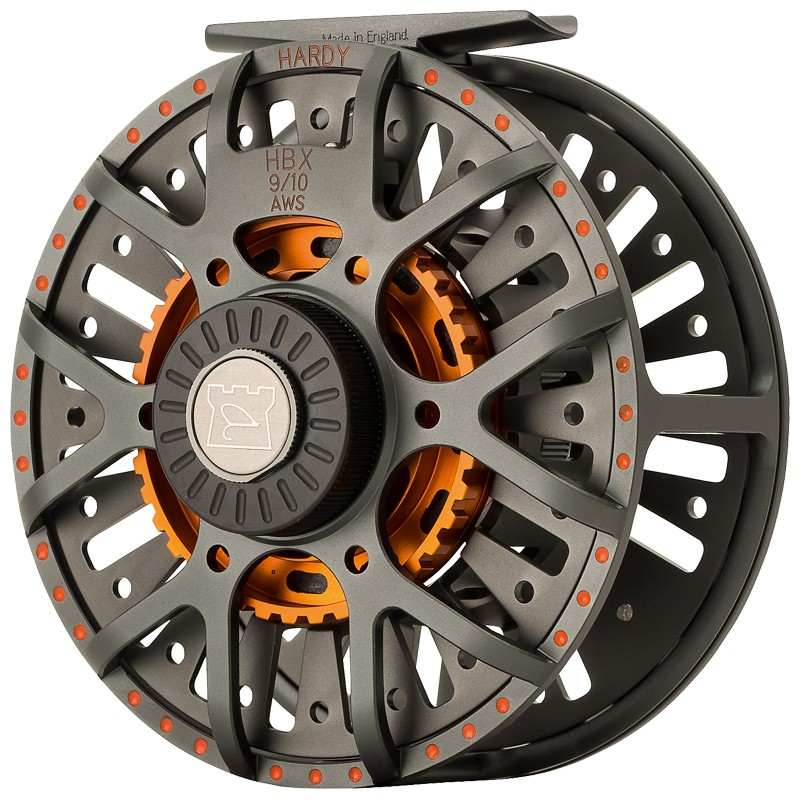 HBX Fly Reel All Water MADE IN ENGLAND - NEW FOR 2019 image 3