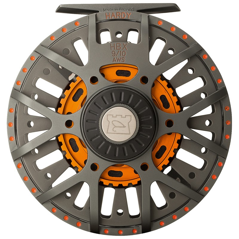 HBX Fly Reel All Water MADE IN ENGLAND - NEW FOR 2019 image 4
