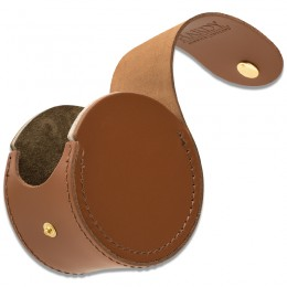 HBX Leather Reel Cases Wide MADE IN THE UK - NEW FOR 2019