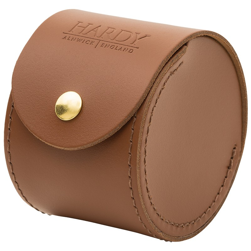 HBX Leather Reel Cases Wide MADE IN THE UK image 2