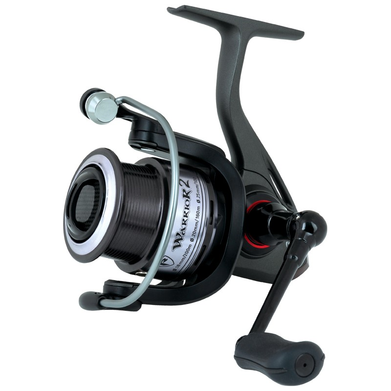 Warrior 2 Fixed Spool Reels image 2
