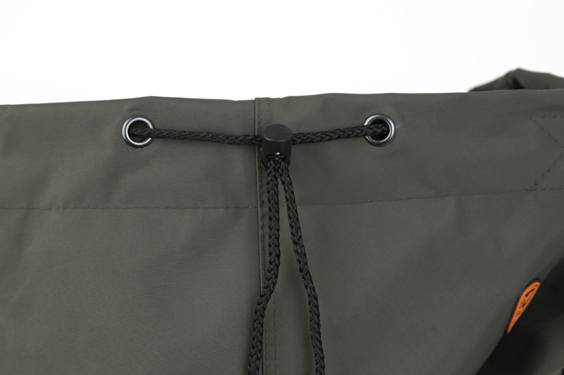 Lightweight Nylon Chest Waders Green image 4