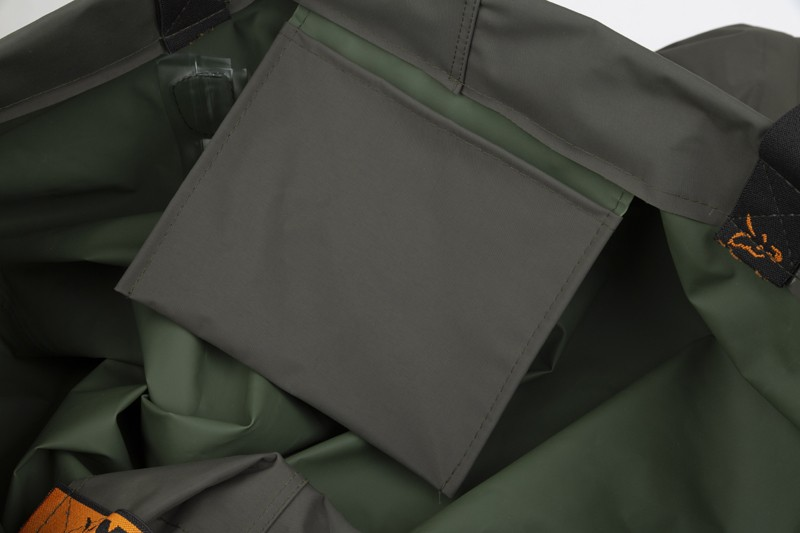 Lightweight Nylon Chest Waders Green image 7