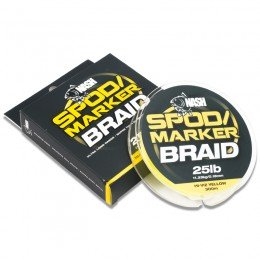 Spod / Marker Braid Hi Viz Yellow 25lb 300m