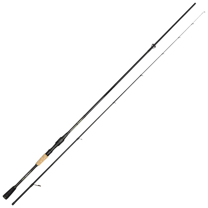 Finesse Game Spin Lure Rods
