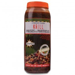 Frenzied Krill Pulses & Particles