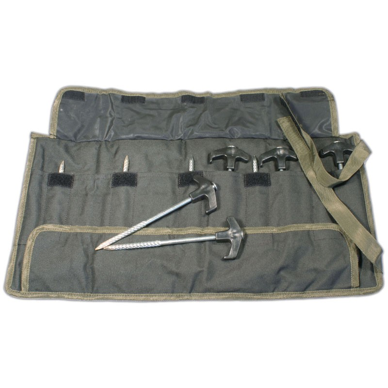 Bivvy Pegs Pouch  image 2