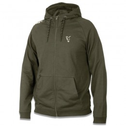 Green & Silver Lightweight Hoody