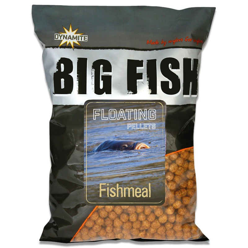 Big Fish Floating Pellets