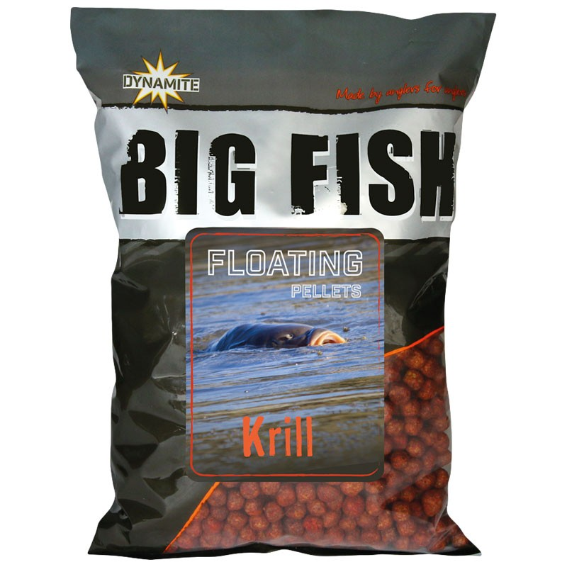 Big Fish Floating Pellets  image 2