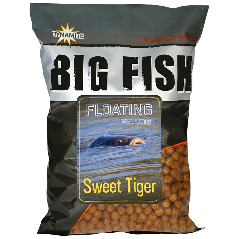 Big Fish Floating Pellets  image 3