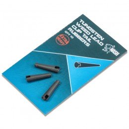 Tungsten Weed Lead Clip Tail Rubber