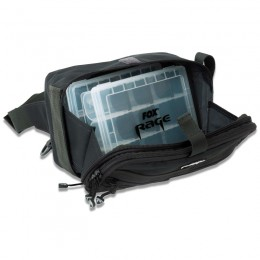 Tackle Belt Complete With 2 Lure Boxes