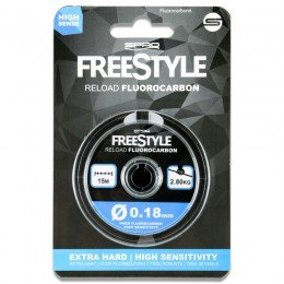 Freestyle Reload Fluorocarbon 15m