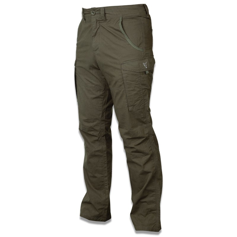 Green & Silver Combat Trousers