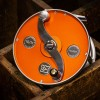 Cascapedia Fly Reel 4 inch Orange MADE IN ENGLAND - LIMITED EDITION