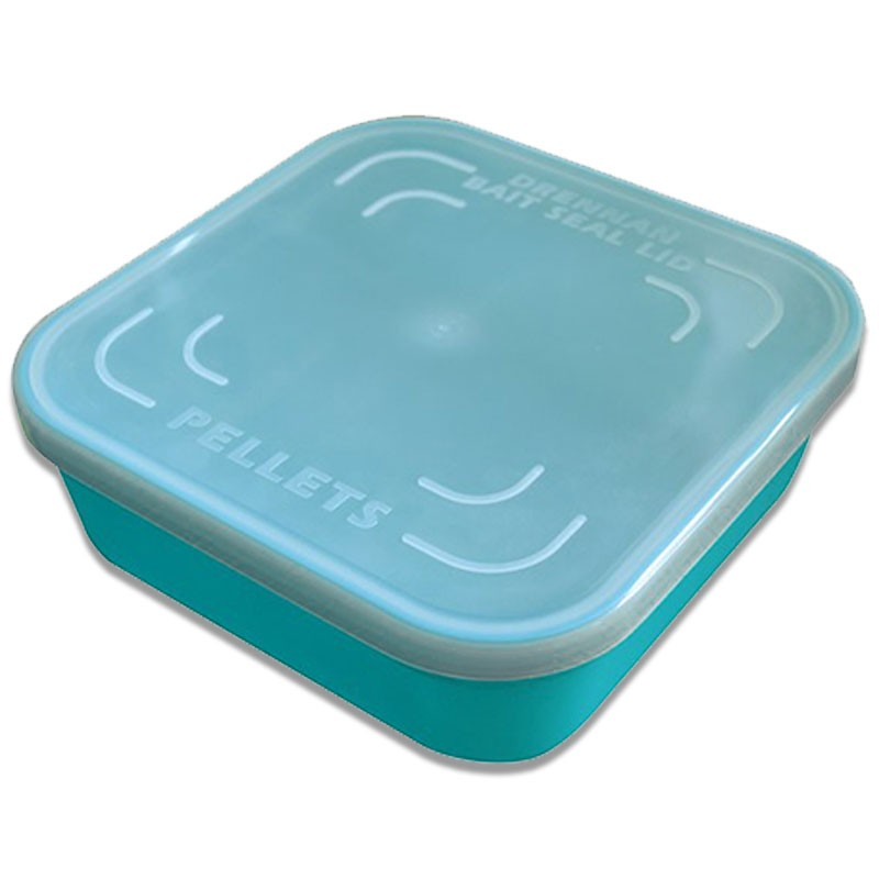 Pellet Boxes with Solid Lid