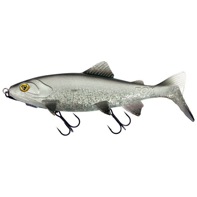 Replicant Realistic Trout Shallow 18cm image 3