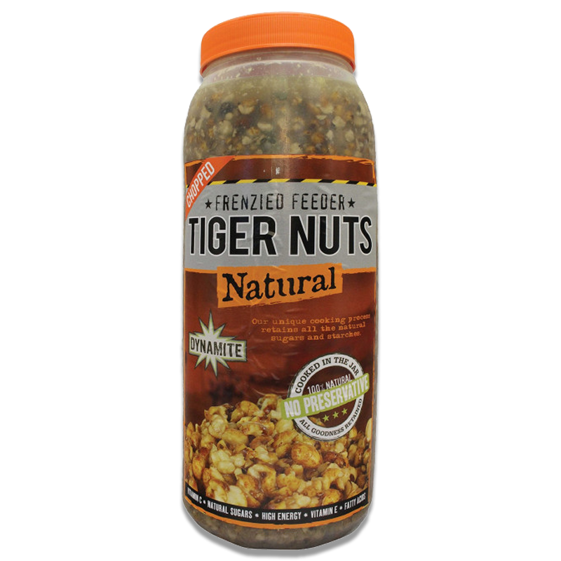 Frenzied Chopped Tiger Nuts