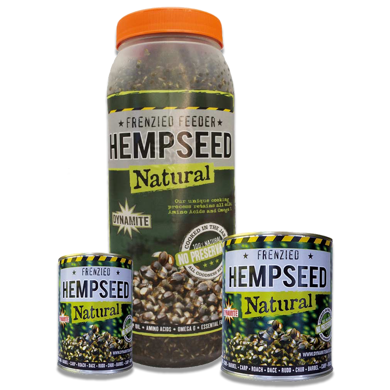 Frenzied Natural Hempseed