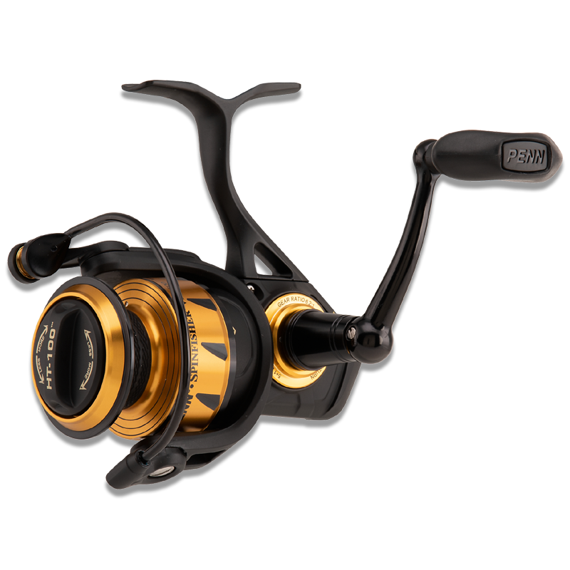 Spinfisher VI Fixed Spool Reels