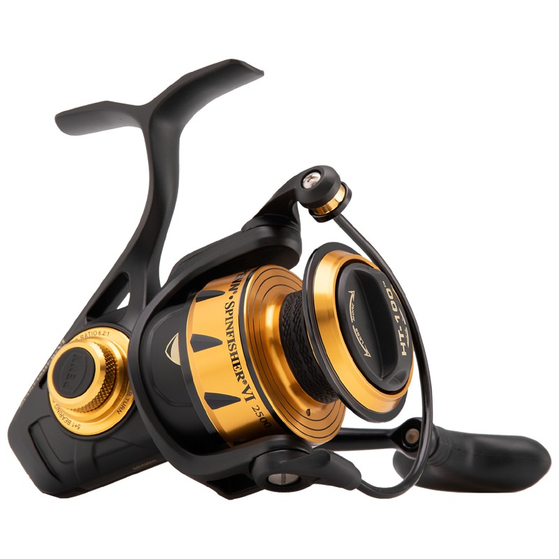 Spinfisher VI Fixed Spool Reels image 2