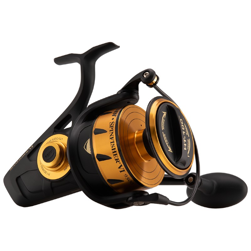 Spinfisher VI Fixed Spool Reels image 3