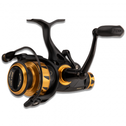 Spinfisher VI Live Liner Free Spool Reels