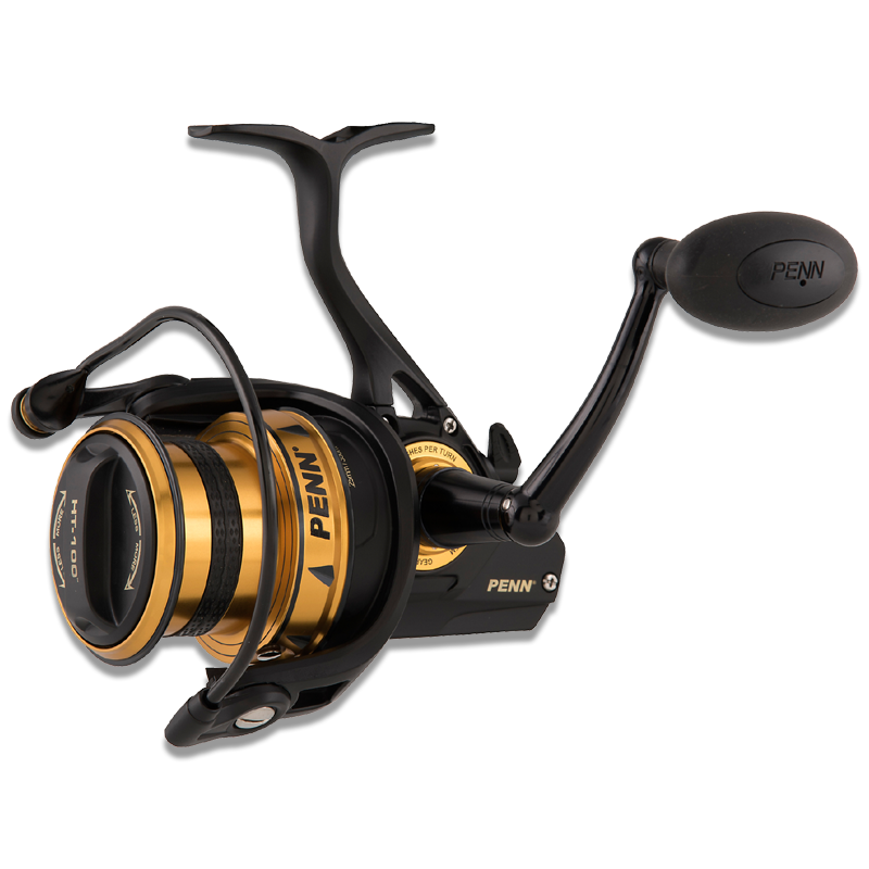 Spinfisher VI Long Cast Fixed Spool Reels