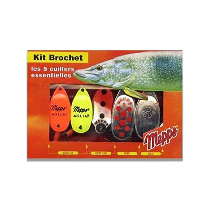 Pike Spinner Kit
