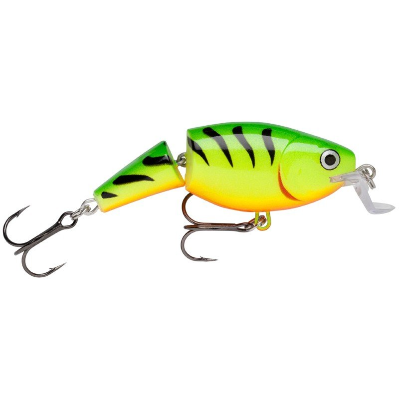 Jointed Shallow Shad Rap 7cm  image 2