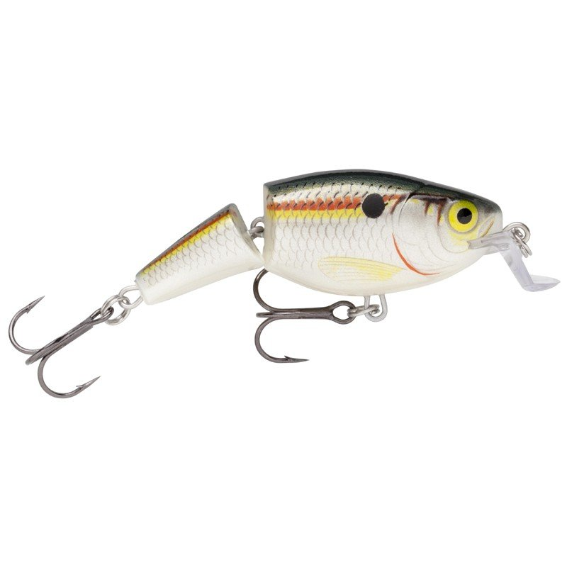 Jointed Shallow Shad Rap 7cm  image 3