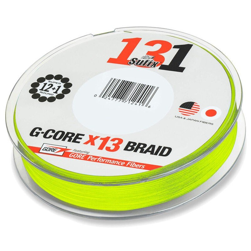 131 G-Core Neon Chartreuse Braid 300m  image 2
